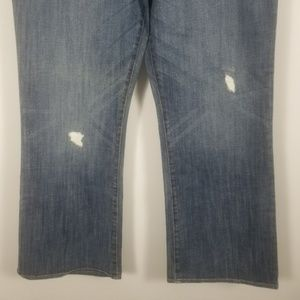 Rock & Republic Jeans - Rock&Republic Kasandra Distressed Jean's 20 x 30.5